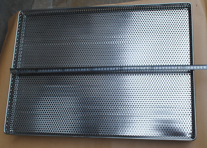 18 25inch 18 26inch Stainless Steel Full Perforated Square
